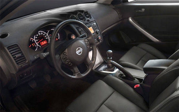2012 nissan altima coupe a review auto usp. Black Bedroom Furniture Sets. Home Design Ideas