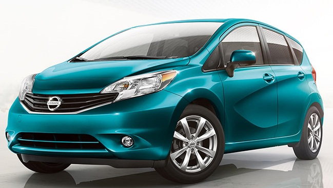 2014 nissan versa note worth looking at auto usp. Black Bedroom Furniture Sets. Home Design Ideas