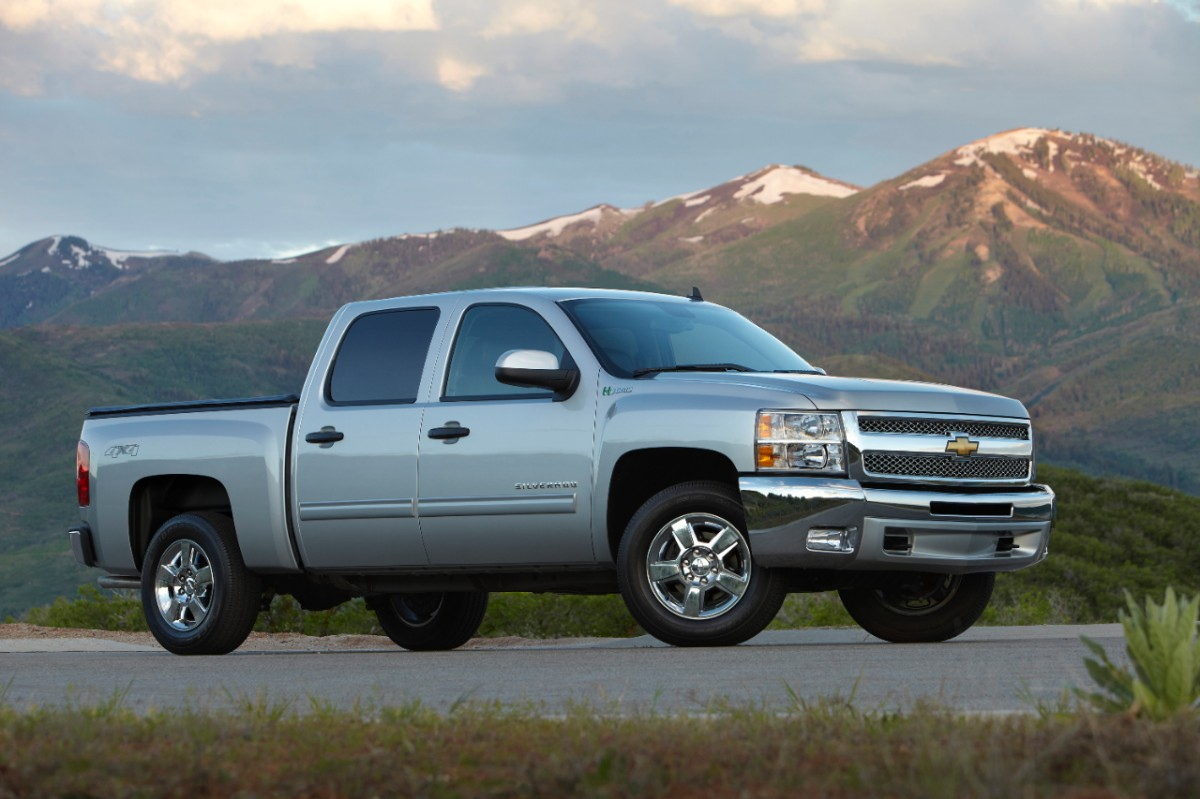 2013 chevrolet silverado 1500 hybrid a review auto usp. Black Bedroom Furniture Sets. Home Design Ideas