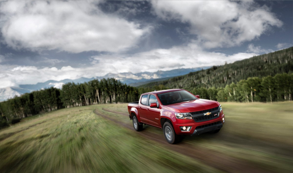 Chevrolet Introduces the 2015 Colorado