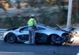 McLaren P1 Sees First Major Crash in Dallas
