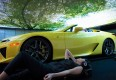 Lexus LFA Roadster Concept Showcased in the Land of the Rising Sun