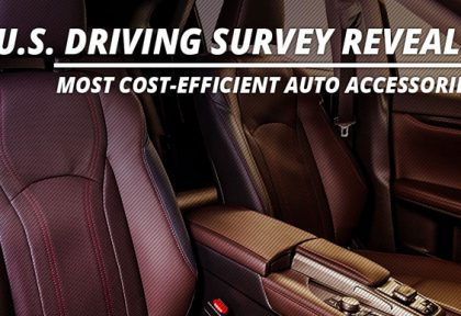 Most Cost-Efficient Auto Accessories