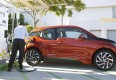 The BMW i3 Enlist its name on those EVs uses Combo Charging inlets for Charging