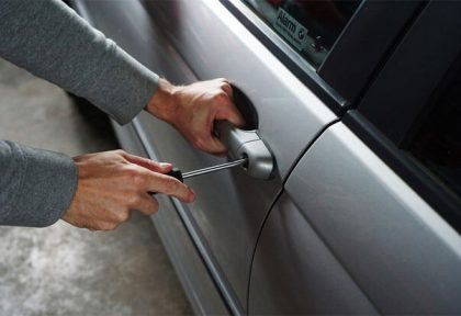 can protect your car from being stolen