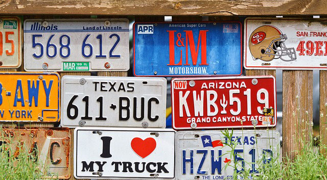 How to Transfer your Number Plate